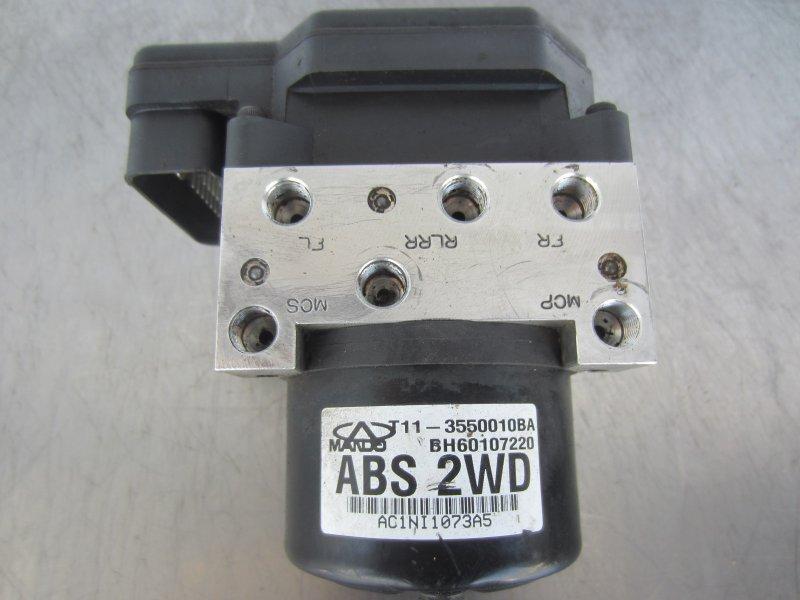 Блок abs Chery Tiggo T11 2008