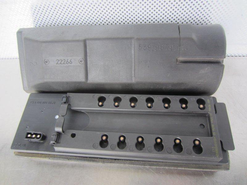 Блок управления заслонками Mercedes-Benz W208 W208 (CLK) М112 (3.2 Л) 2000