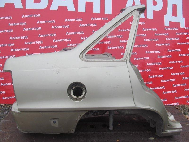 Крыло Daewoo Nexia 2012 заднее правое