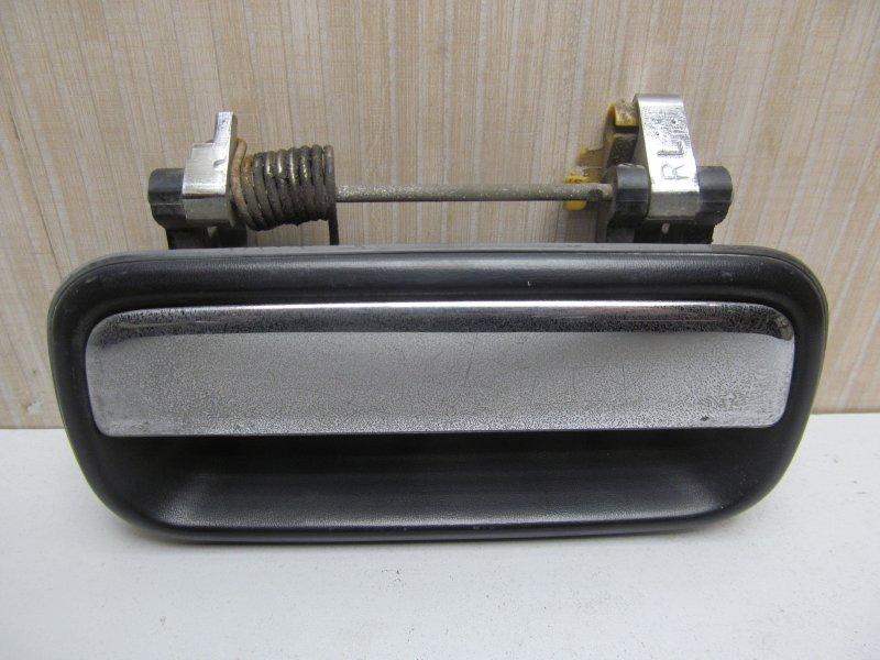 Ручка двери наружная Toyota Surf 120 1990 задняя левая