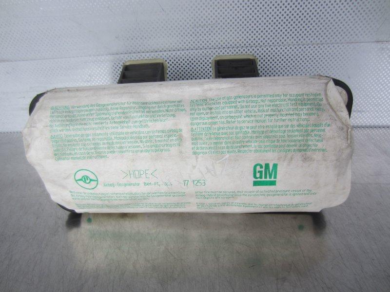 Подушка безопасности Opel Zafira A 2003 передняя правая
