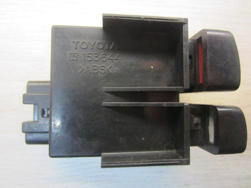 Кнопка аварийная Toyota Corolla 120 2003