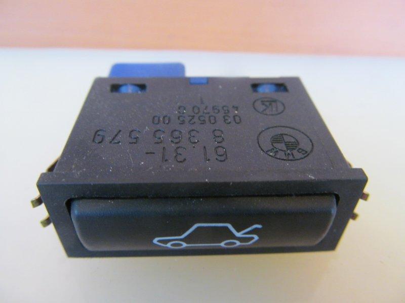 Кнопка открывания багажника Bmw E39 E39 M51D25 1998