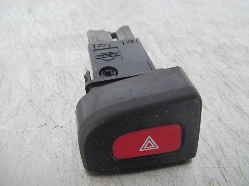 Кнопка аварийная Nissan Cube Az10 1999