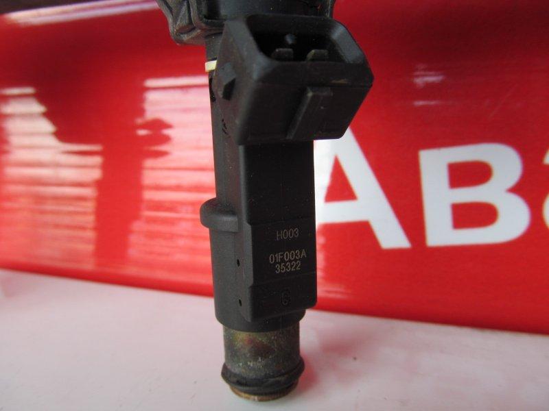 Форсунка топливная Peugeot 206 2D EW10J4 2003