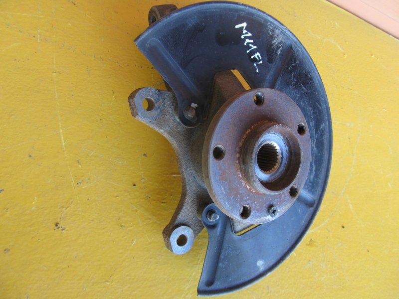 Кулак в сборе со ступицей Chery M11 2011 передний