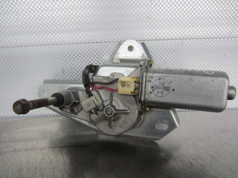 Моторчик заднего стеклоочистителя Mazda Demio Dy 2004