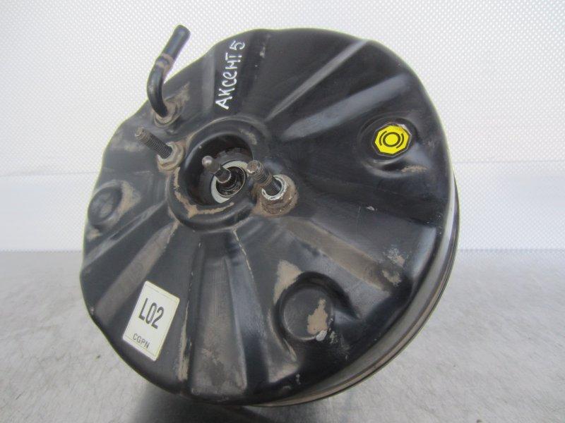 Вакуумный усилитель тормозов Hyundai Accent 2007