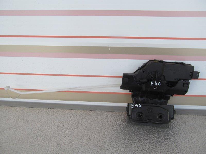 Замок крышки багажника Bmw E46 КУПЕ M54B25 2000