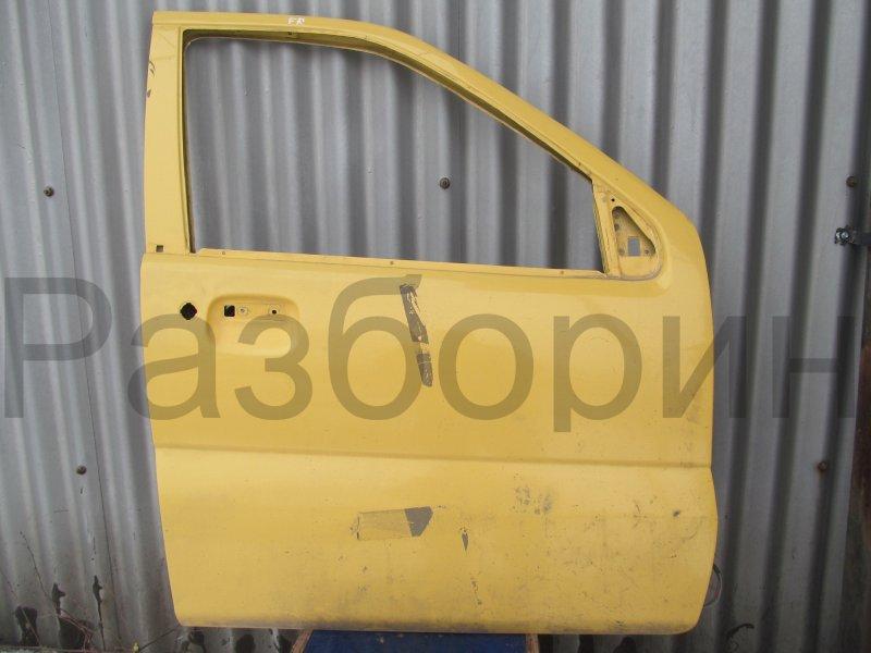 Дверь Suzuki Ignis M13A 2002 передняя правая