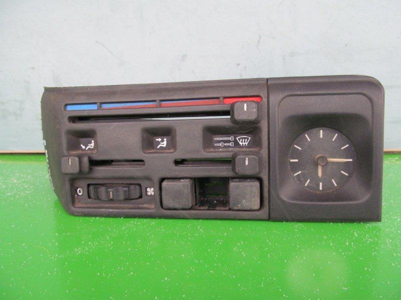 Блок управления печкой Opel Vectra A 1992