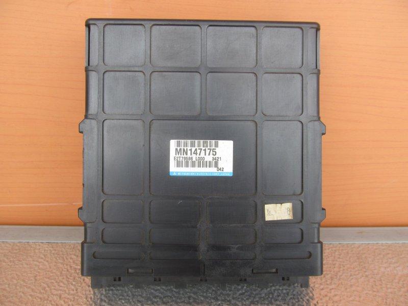 Эбу двс Mitsubishi Galant 8 4G94 2000
