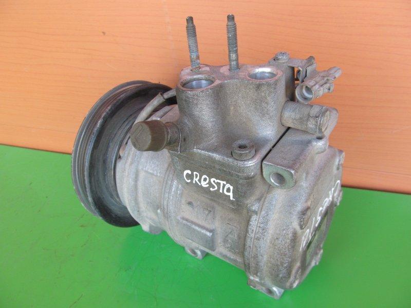 Компрессор кондиционера Toyota Cresta Gx90 1GFE