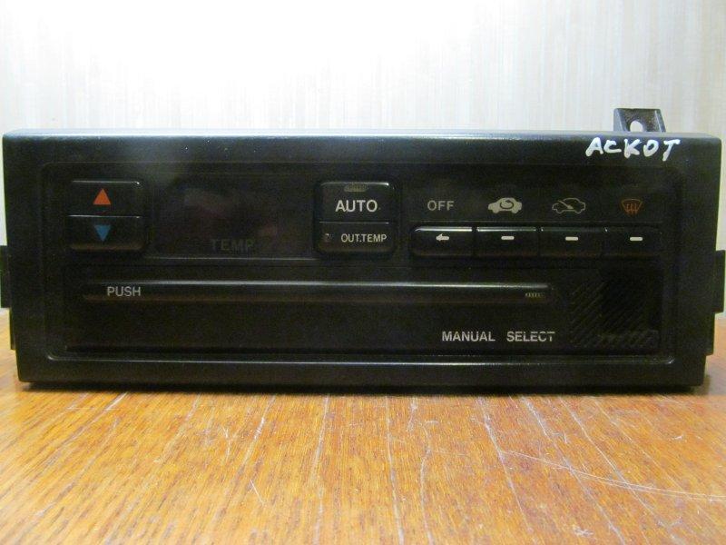 Блок управления печкой Honda Ascot Innova 1993
