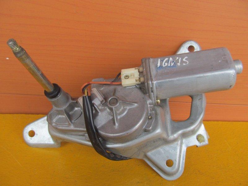 Моторчик заднего стеклоочистителя Suzuki Ignis M13A 2002 задний