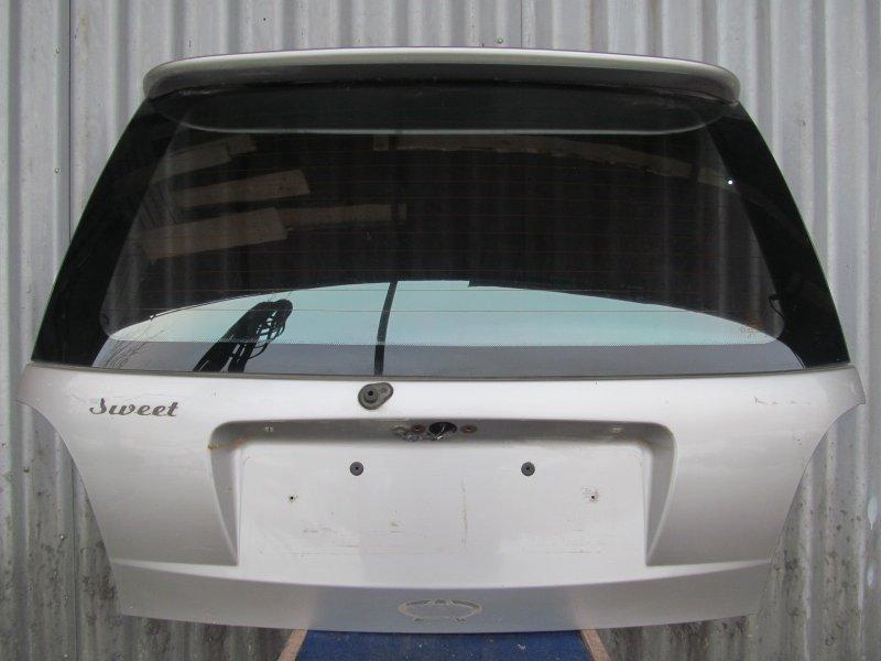 Крышка багажника Chery Qq Sweet 2006 задняя