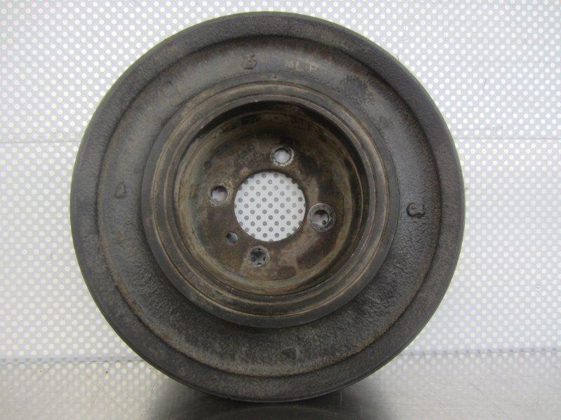 Шкив коленвала Mitsubishi Libero 4G15 2001