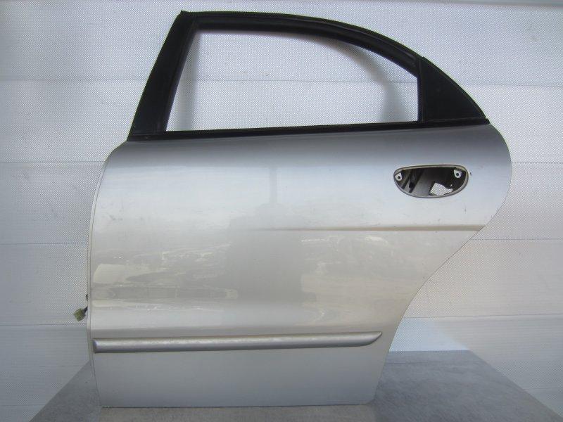 Дверь Daewoo Nubira J150 2001 задняя левая