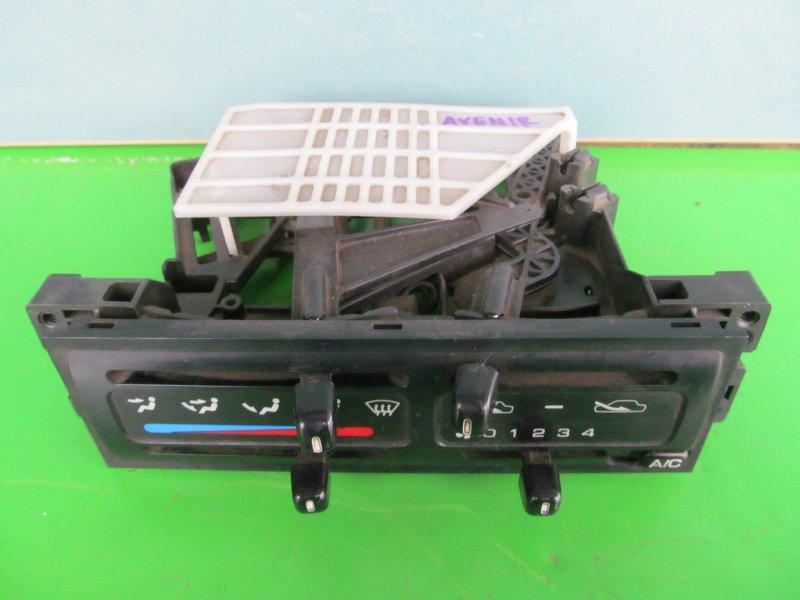 Блок управления печкой Nissan Avenir 10 1997