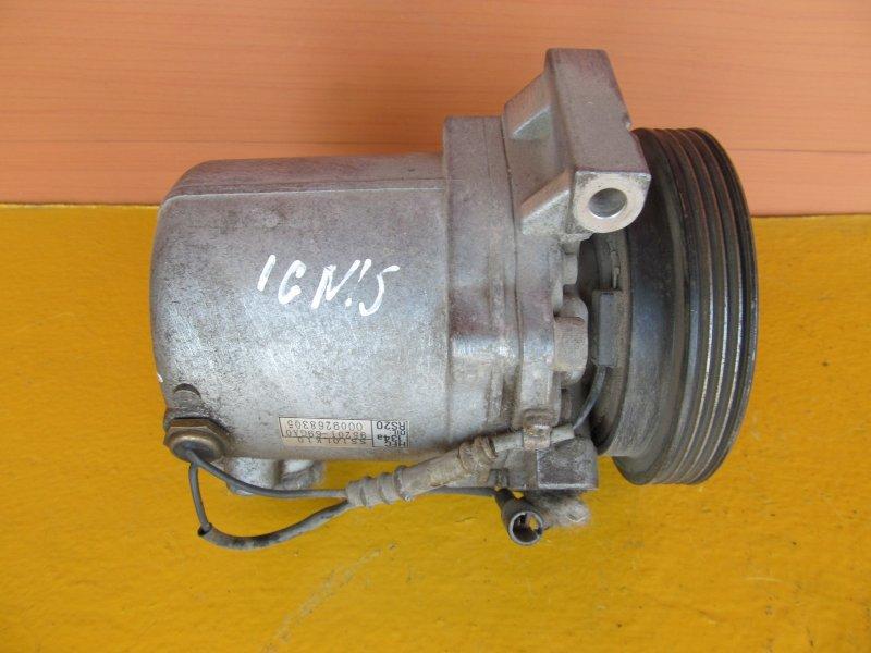 Компрессор кондиционера Suzuki Ignis M13A 2002