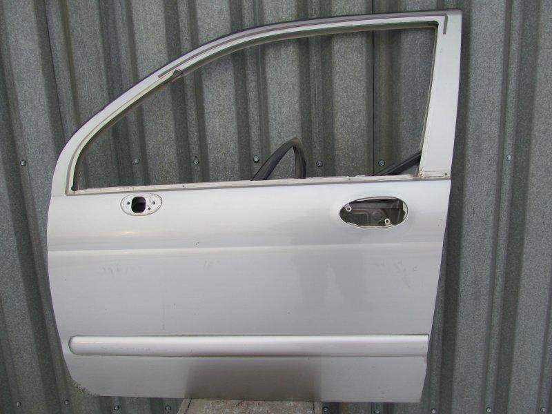 Дверь Chery Qq Sweet 2007 передняя левая