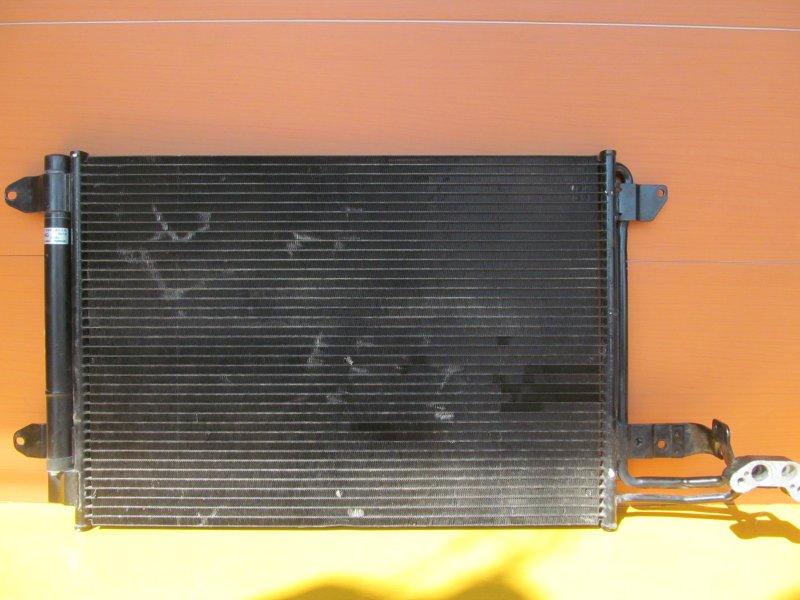 Радиатор кондиционера Skoda Octavia A5 2011