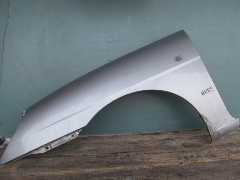 Крыло Daewoo Nubira J150 2001 переднее левое