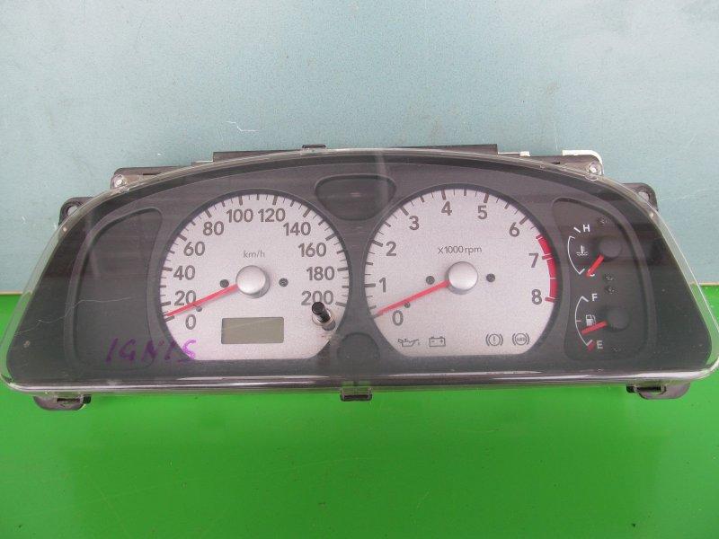 Щиток приборов Suzuki Ignis M13A 2002