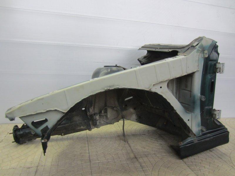Лонжерон Bmw E39 E39 M52 1998 передний левый