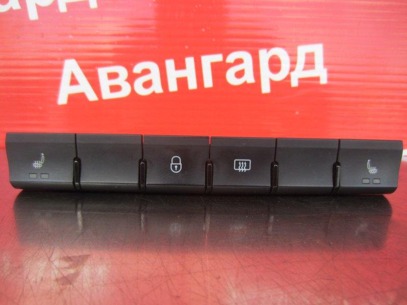 Кнопки Skoda Rapid 2014