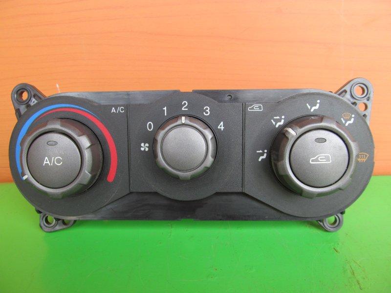Блок управления печкой Hyundai Matrix 2004