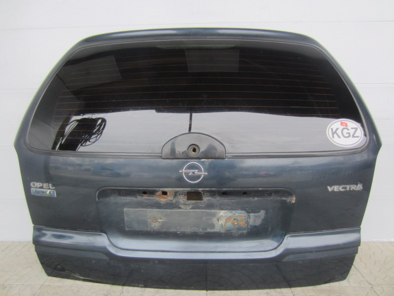 Крышка багажника Opel Vectra B УНИВЕРСАЛ 2002