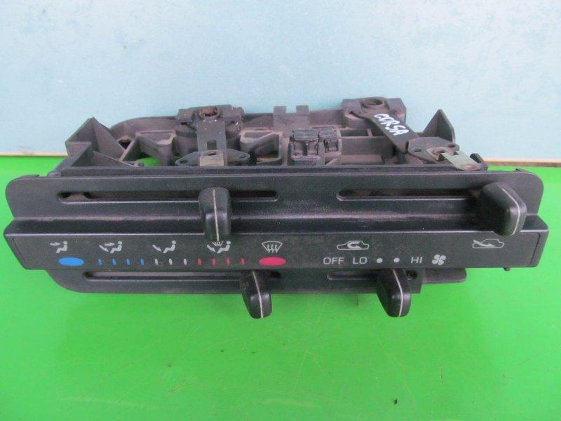 Блок управления печкой Toyota Corsa L40 EL43 5E-FE 1992