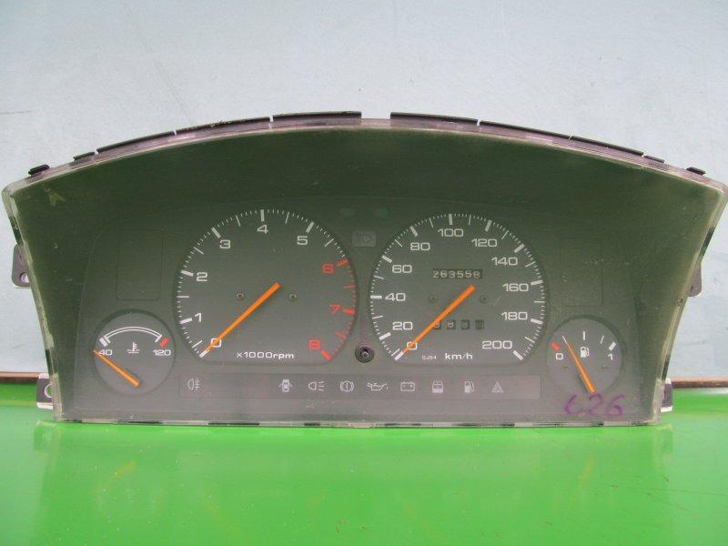 Щиток приборов Mazda 626Gd СЕДАН 1990