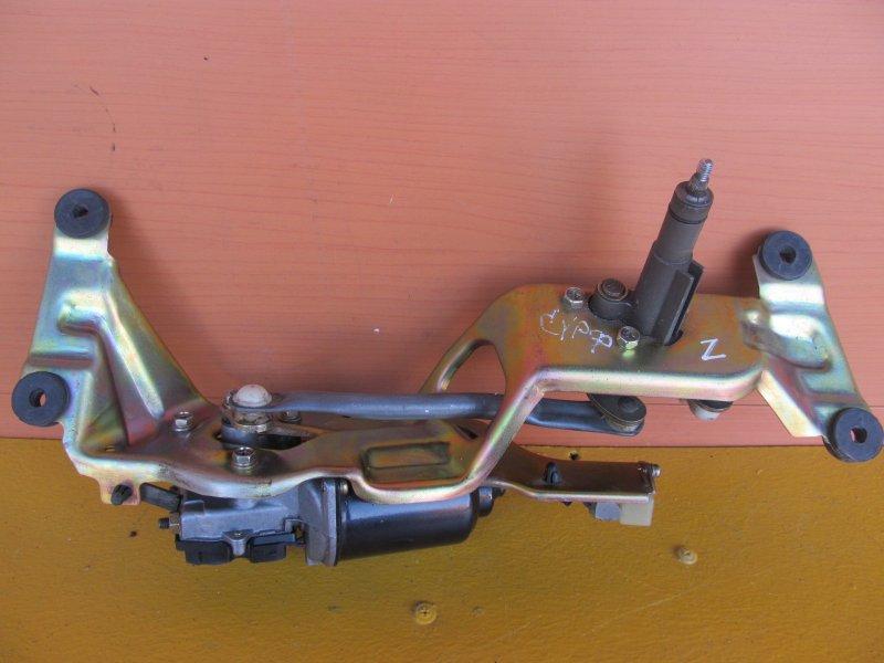Моторчик заднего стеклоочистителя Toyota Surf 120 1990 задний