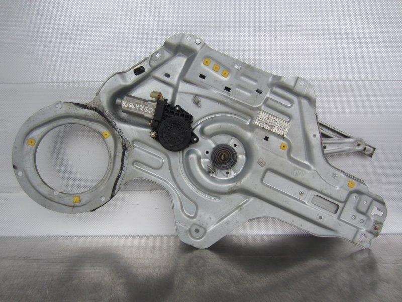 Стеклоподъёмник Kia Cerato 2006 передний правый