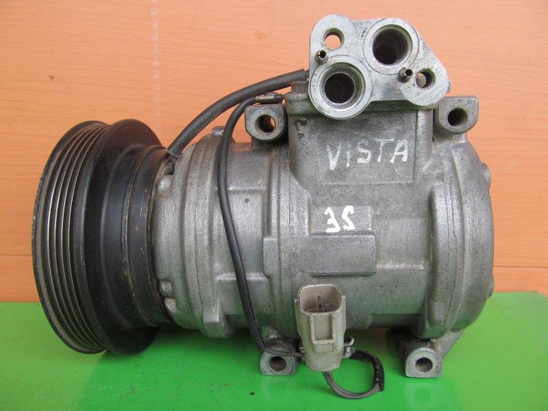Компрессор кондиционера Toyota Vista Sv30 3S-FE