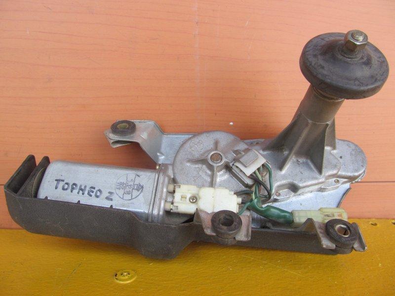 Моторчик заднего стеклоочистителя Honda Torneo СЕДАН 2000 задний
