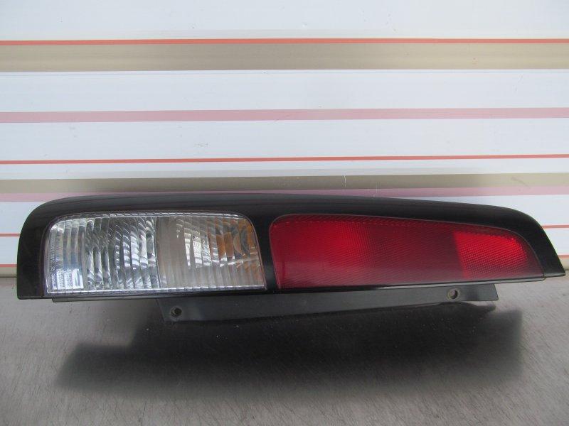Фонарь Nissan Cube Az10 Z10 1999 задний левый