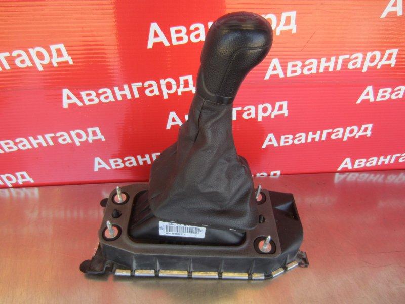 Селектор мкпп Skoda Rapid 2014
