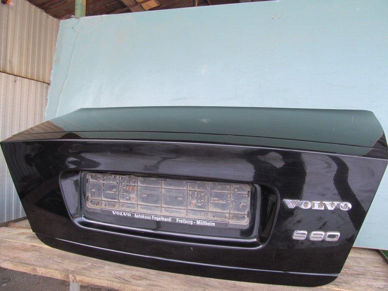 Крышка багажника Volvo S80 (Ts) 2001