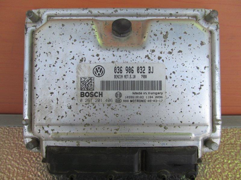 Эбу двс Skoda Octavia A4 BCA 2009