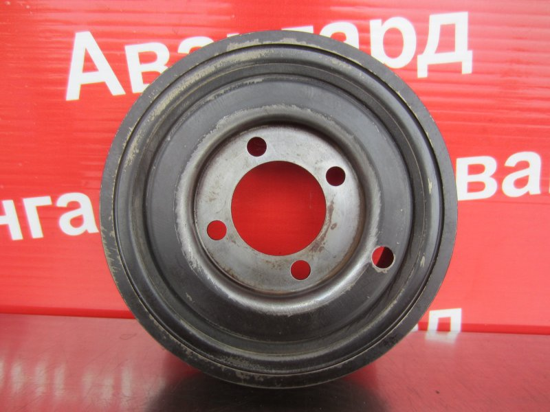 Шкив коленвала Peugeot 206 2D EW10J4 2003