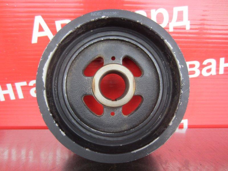 Шкив коленвала Renault Koleos 2TR 2008