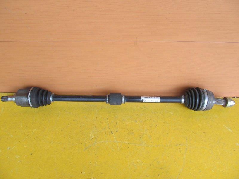 Привод Chery M11 SQR481F 2011 правый