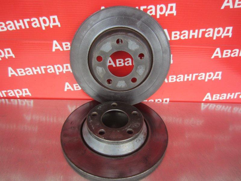 Диск тормозной Audi A4 (B5) 8D2 ADP 1998 передний