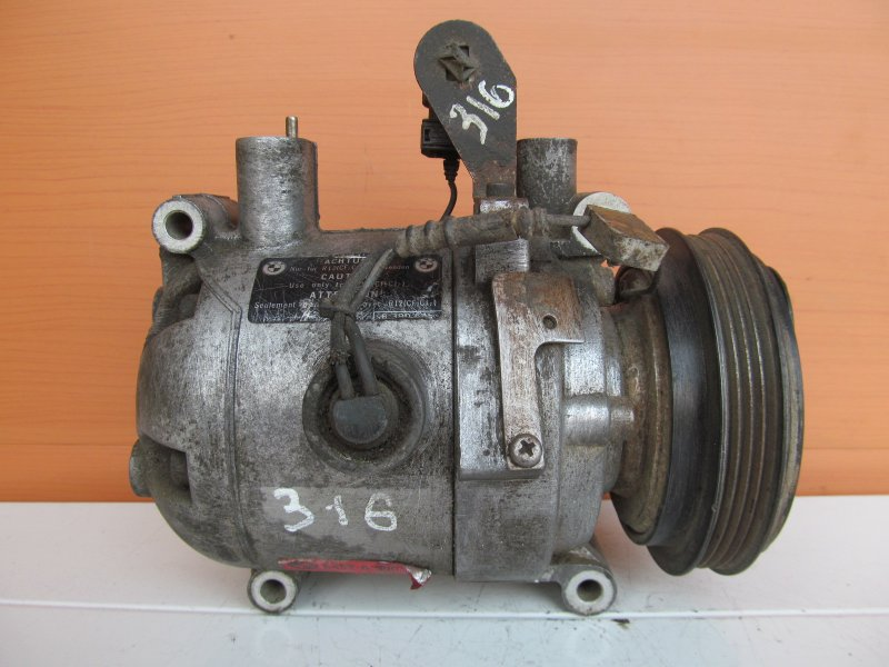 Компрессор кондиционера Bmw E36 E36 M40 1991