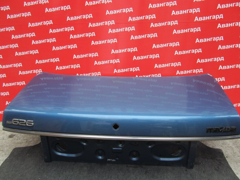 Крышка багажника Mazda 626Gd СЕДАН 1990