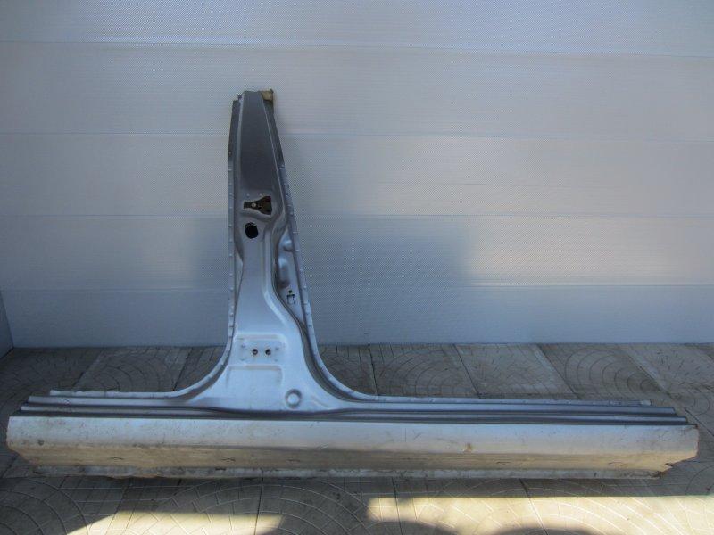 Порог Mitsubishi Lancer Ix 2007 правый