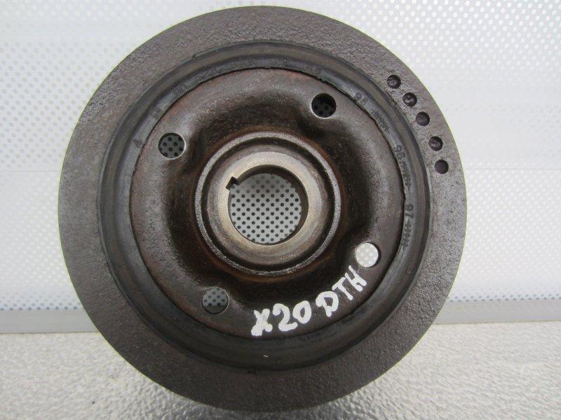 Шкив коленвала Opel Omega B X20DTH 1998